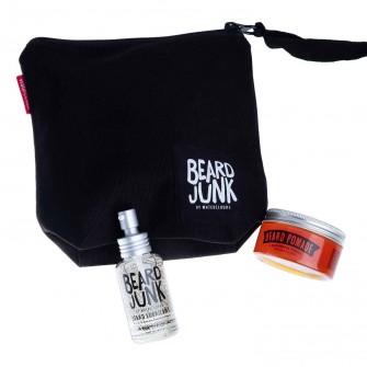 Beard Junk Beard Kit - Pomade & Lubricant
