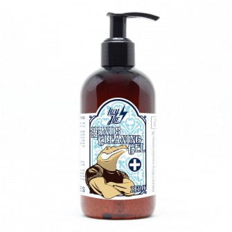Hey Joe Hands Cleaning Gel Zero