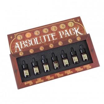 Hey Joe Absolute Pack Beard Oil (7 x 3 ml)