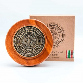 Captain Fawcett Shaving Soap Scapicchio