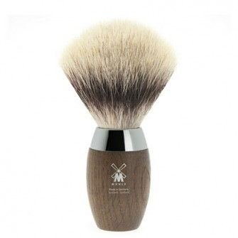 Mühle Kosmo Shaving Brush Silvertip Fibre Oak