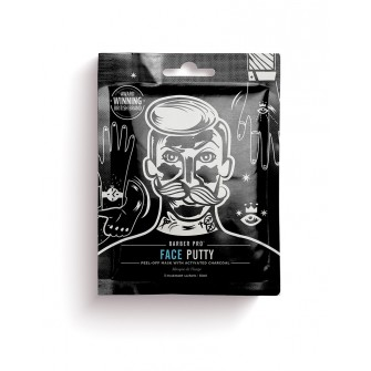 Barber Pro Face Putty Peel-off Mask