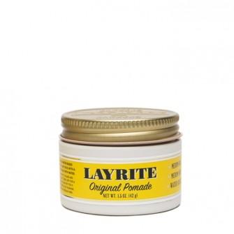 Layrite Original Pomade travel - resestorlek