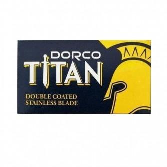 Dorco Titan Double Edge Razor Blades 10-p