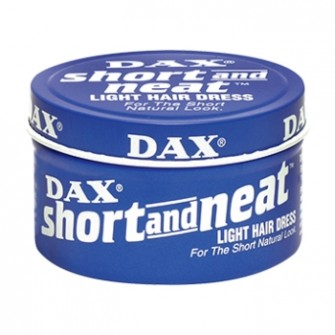Dax Wax Blue Short & Neat