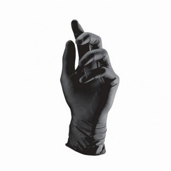 Semperguard Nitril Gloves 100-p