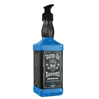 Bandido Blue Shaving Gel 1L