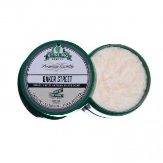 Stirling Soap Company Shaving Soap Baker Street