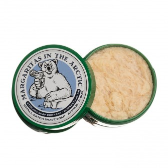 Stirling Soap Company Shaving Soap Margarithas In The Artic