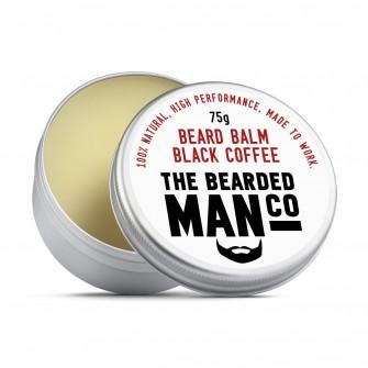 The Bearded Man Company Beard Balm Black Coffee