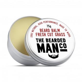 The Bearded Man Company Beard Balm Fresh Cut Grass
