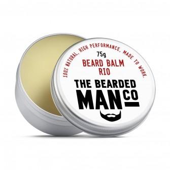 The Bearded Man Company Beard Balm Rio