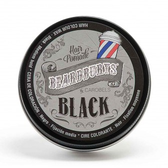 Beardburys Hair Pomade Black 100ml