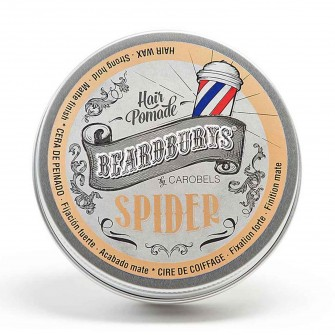 Beardburys Hair Pomade Spider
