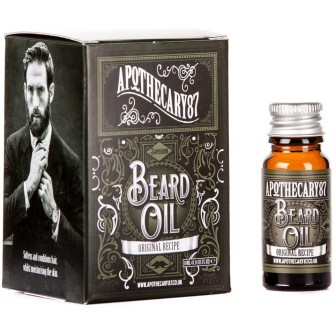 Apothecary 87 Original Beard Oil 10 ml