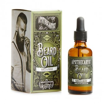 Apothecary 87 Vanilla & MANgo Beard Oil 50 ml