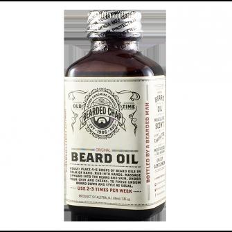 The Bearded Chap Original Beard Oil