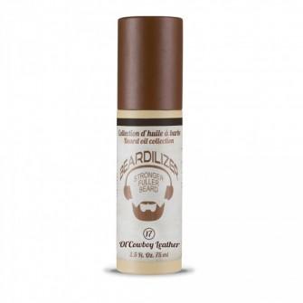 Beardilizer Beard Oil Ol' Cowboy Leather