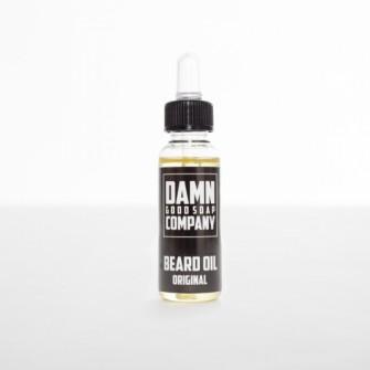 Damn Good Soap Company Beard Oil Dropper Original