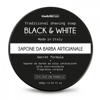 The Goodfellas' Smile Black & WhiteTraditional Shaving