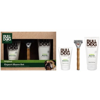 Bulldog Original expert shave kit