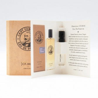 Captain Fawcett Original Eau de Parfum Sample 2 ml