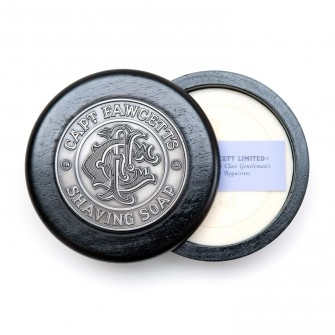 Captain Fawcett Luxurious Shaving Soap with Bowl