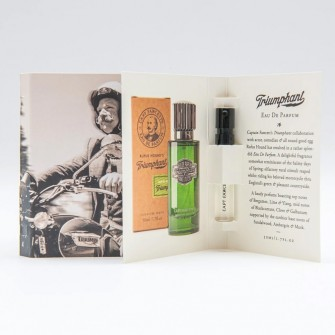 Captain Fawcett Triumphant Eau De Parfum Sample 2 ml
