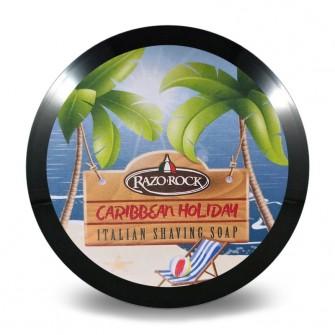Razorock Caribbean Holiday Shaving Soap