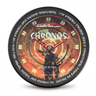 The Goodfellas Smile Chronos Shaving Soap