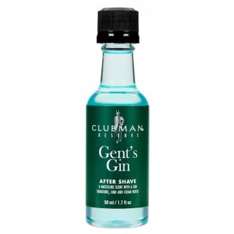 Clubman Gent's Gin After Shave Lotion 50 ml