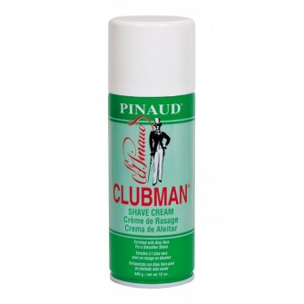 Clubman Pinaud Shave Foam Can 340 ml