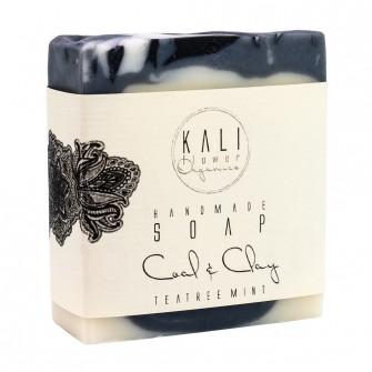 Kaliflower Organics Coal & Clay Teatree/Mint