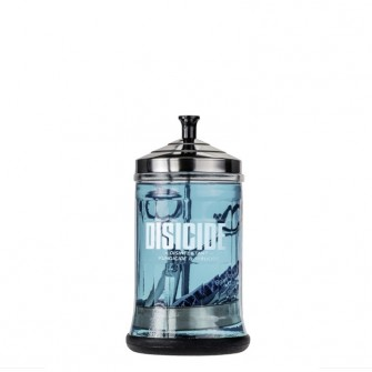 Disicide Glas Jar 750 ml