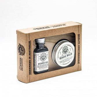 The Bearded Chap Essential Duo Beard Kit