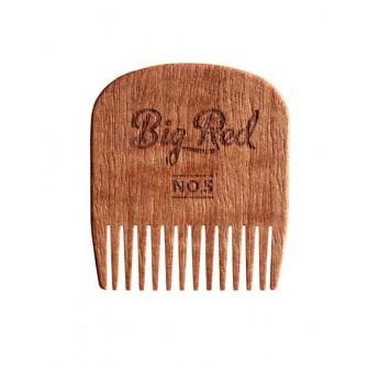 Big Red Beard Comb No.5 - Cherry