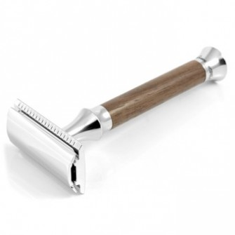 Giesen & Forsthoff Vintage Edition Safety Razor Walnut