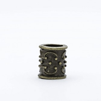 Beard Bead Gloin Antique Brass