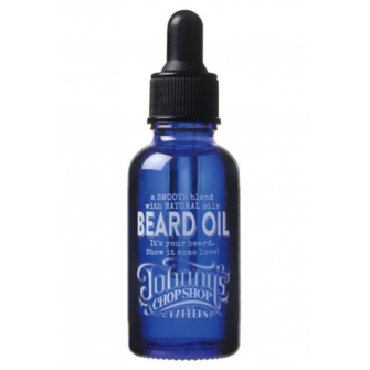 Johnny's Chop Shop Beard Oil