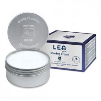 LEA Classic Shaving Cream in Jar