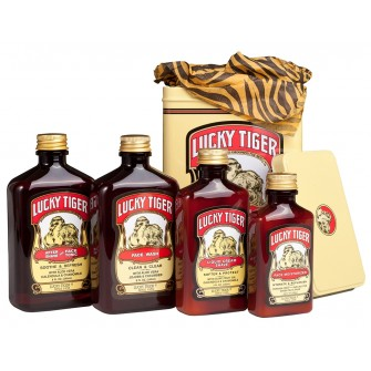 Lucky Tiger Essential Grooming Kit