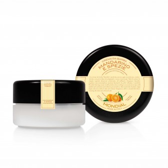 Mondial Classic Luxury Shaving Cream Mandarino e Spezie Bowl