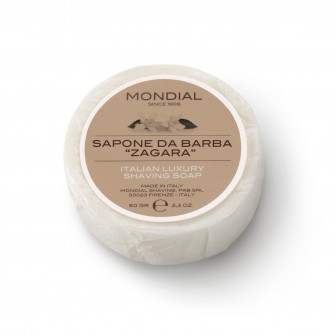 Mondial Classic Shaving Soap Zagara