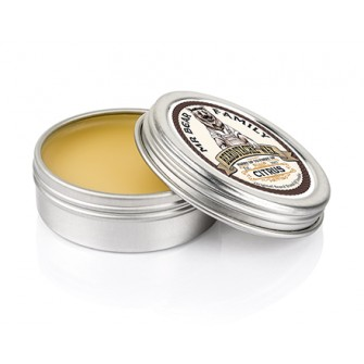 Mr Bear Beard Stache Wax Citrus