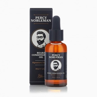 Percy Nobleman Beard Conditioning Oil Signature Scented 30 ml