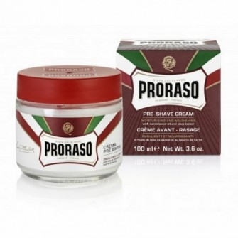 Proraso Pre-Shaving Cream Sandalwood & Shea Butter