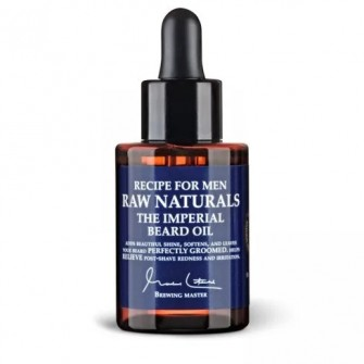 Raw Naturals Imperial Beard Oil