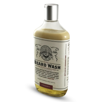 The Bearded Chap Original Beard Wash Rugged