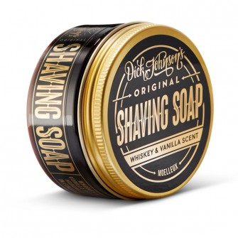Dick Johnson Excuse My French Shaving Soap Moellux 80g