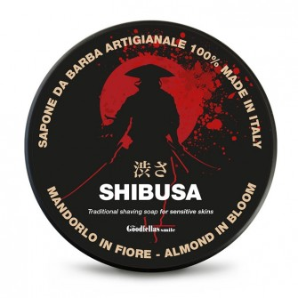 The Goodfellas' Smile Shibusa Traditional Shaving Soap